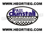 Paul Dunstall Equipment Transfer Decal D20082-2